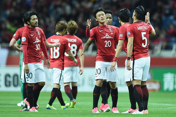 Tadanari Lee Urawa Red Diamonds v Western Sydney - AFC Champions League Group F