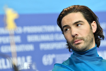 Tahar Rahim 'The Kindness Of Strangers' Press Conference - 69th Berlinale International Film Festival