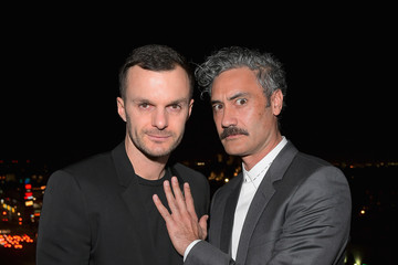 Taika Waititi GQ And Dior Homme Host A Private Dinner In Celebration Of The 2017 GQ Men Of The Year Party