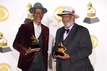 Taj Mahal 60th Annual GRAMMY Awards - Press Room