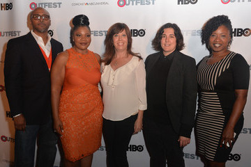 "Taj Paxton Outfest Fusion LGBT People Of Color Film Festival - Opening Night Screening Of ""Blackbird"""