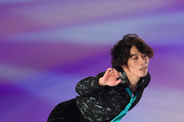 Takahito Mura Japan Figure Skating Championships 2016 - Exhibition