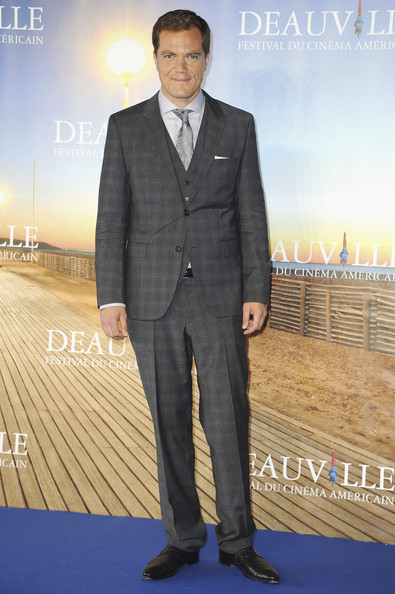 Michael Shannon poses at the 'Take Shelter' Photocall during the 37th Deauville American Film Festival on September 3, 2011 in Deauville, France.