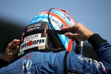 Takuma Sato 102nd Running Of The Indianapolis 500 - Carb Day