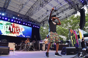 Talib Kweli OZY FEST 2017 Presented By OZY.com