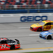 Dale Earnhardt Jr. and Joey Logano Photos