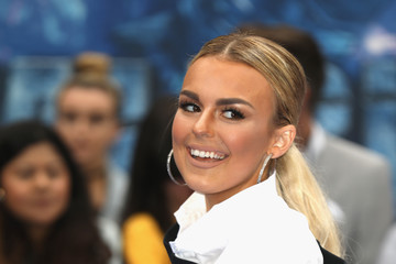 Tallia Storm 'Valerian And The City Of A Thousand Planets' European Premiere - Red Carpet Arrivals