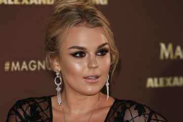 Tallia Storm Magnum VIP Party Arrivals - The 71st Annual Cannes Film Festival