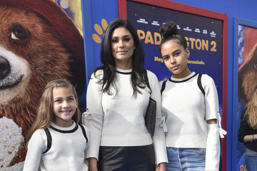 Tallulah Ruth Dash Premiere of Warner Bros. Pictures' 'Paddington 2' - Red Carpet
