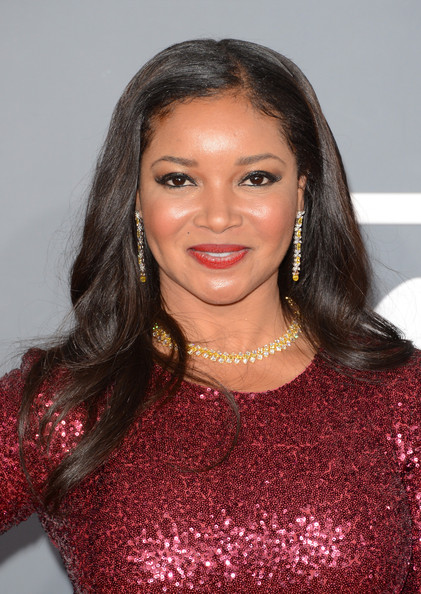 tamala jones pictures the 55th annual grammy awards