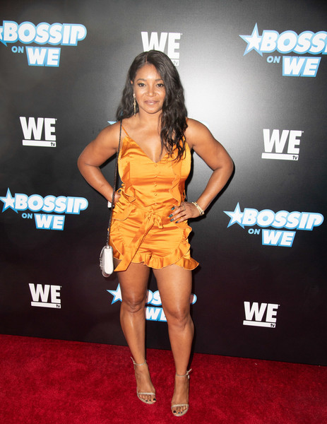 Tamala Jones bathing suit
