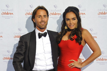 Tamara Ecclestone Jay Rutland Arrivals at the Butterfly Ball in London — Part 4