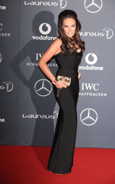 Tamara Ecclestone - Laureus World Sports Awards 2012
