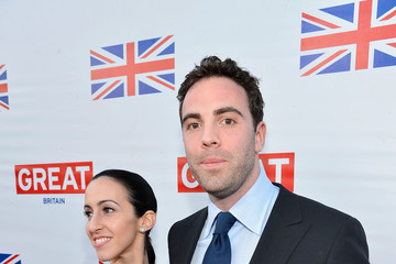 Tamara Garabedian GREAT British Film Reception - Red Carpet