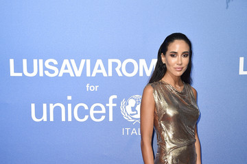 Tamara Kalinic Unicef Summer Gala Presented By Luisaviaroma – Photocall