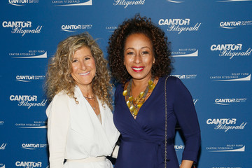 Tamara Tunie Annual Charity Day Hosted By Cantor Fitzgerald, BGC and GFI - Cantor Fitzgerald Office - Arrivals