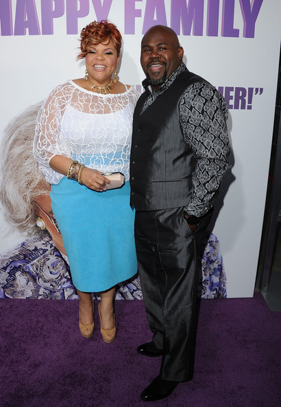 David Mann and Tamela Mann Family