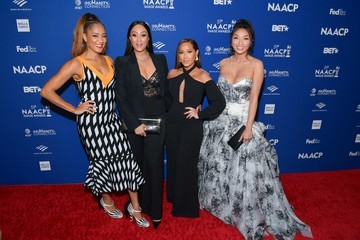 Tamera Mowry-Housley 51st NAACP Image Awards - Non-Televised Awards Dinner - Arrivals