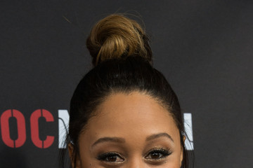 Tamera Mowry-Housley Roc Nation Pre-GRAMMY Brunch - Arrivals