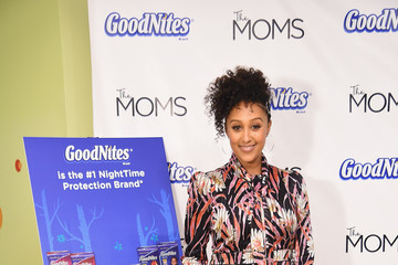 Tamera Mowry-Housley GoodNites Event With Tamera Mowry-Housley and The MOMS