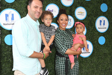 Tamera Mowry-Housley Safe Kids Day - Arrivals