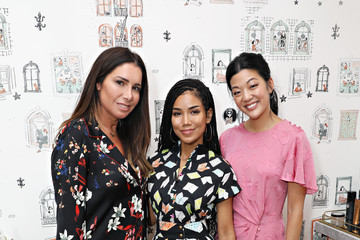 Tammy Brook Jhene Aiko Trip Film Screening & 2Fish Book Signing at The Wing