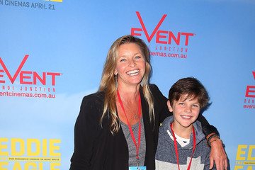 Tammy Macintosh 'Eddie The Eagle' Red Carpet Screening - Arrivals