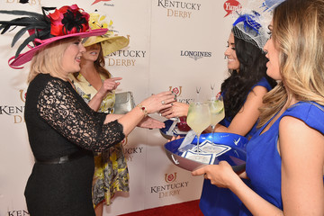 Tammy York Day The GREY GOOSE Lounge at the 142nd Running of the Kentucky Derby