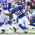 Lesean Mccoy Photos - LeSean McCoy #25 of the Buffalo Bills runs with the ball during the second quarter of an NFL game against the Tampa Bay Buccaneers on October 22, 2017 at New Era Field in Orchard Park, New York. - Tampa Bay Buccaneers vBuffalo Bills