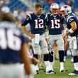 Tom Brady Tim Tebow Photos