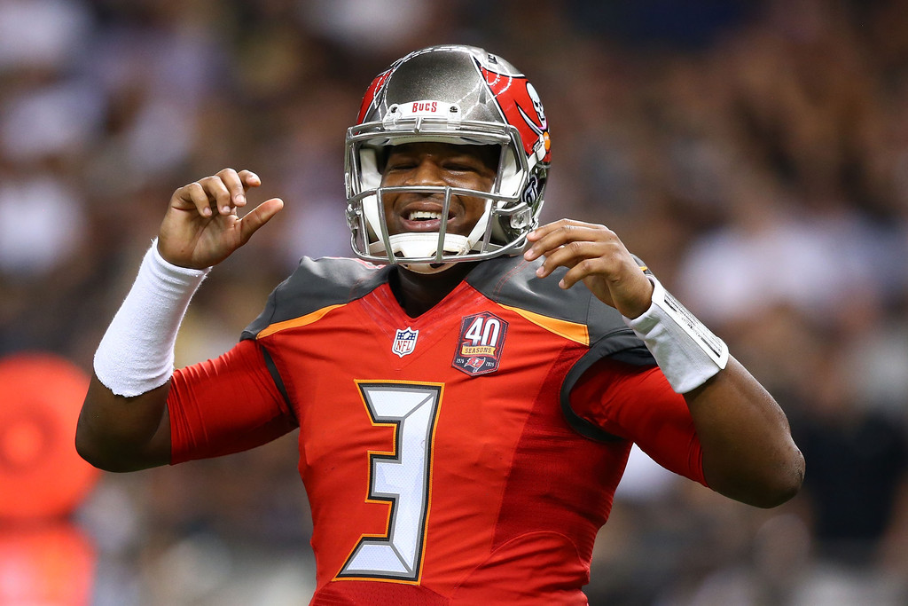 Jameis Winston Photos Photos Tampa Bay Buccaneers V New