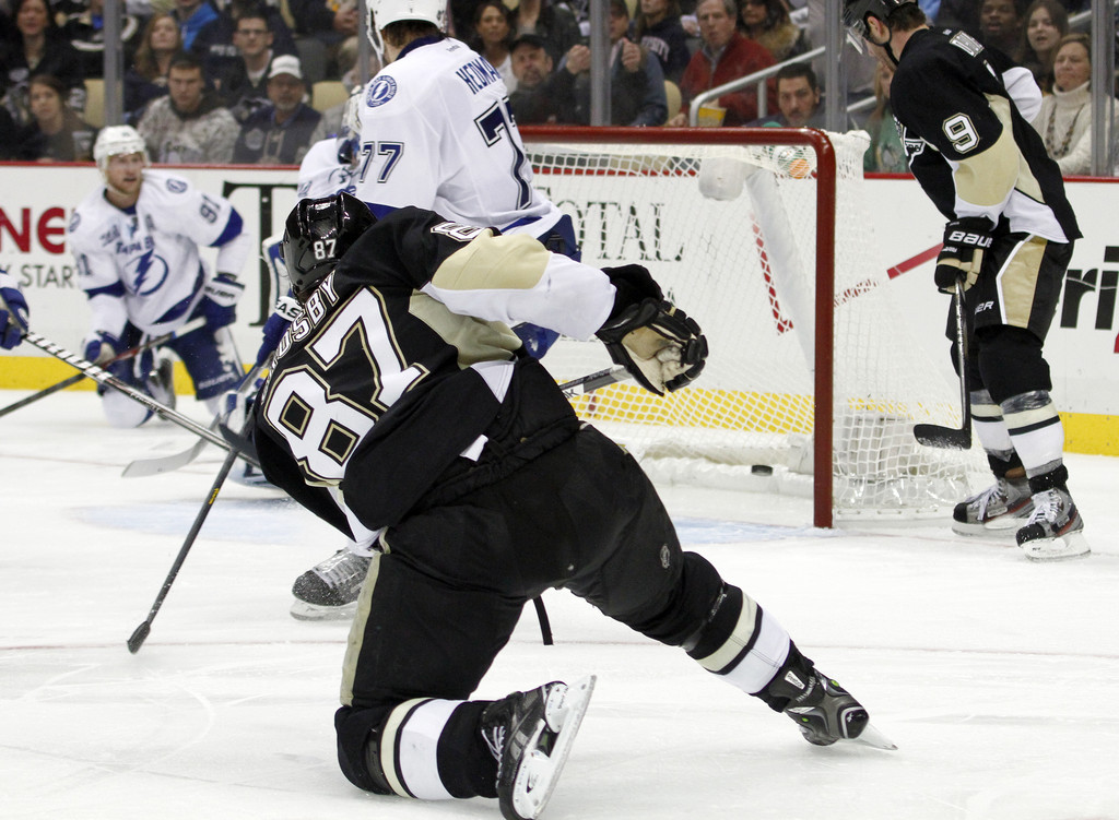 Sidney Crosby Photos Photos Tampa Bay Lightning V Pittsburgh Penguins Zimbio