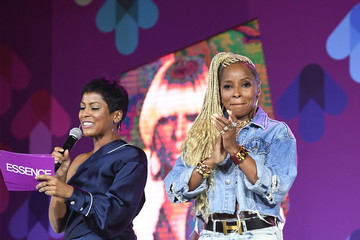Tamron Hall 2017 ESSENCE Festival Presented By Coca-Cola Ernest N. Morial Convention Center - Day 1