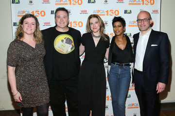 Tamron Hall Erin Wanner 'Second Chance Dogs' Screening in Honor of ASPCA's 150th Anniversary