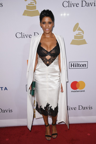 tamron hall photos pre grammy gala and salute to industry icons