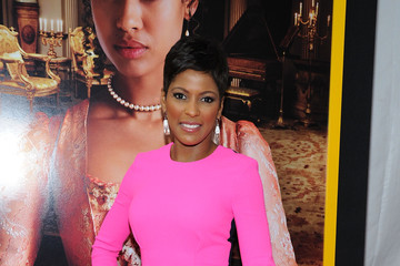 Tamron Hall 'Belle' Premieres in NYC