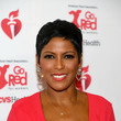Tamron Hall The American Heart Association's Go Red For Women Red Dress Collection 2020 - Arrivals & Front Row