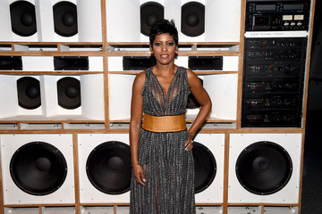 Tamron Hall The 2016 Brooklyn Museum Artists Ball, Honoring Stephanie and Tim Ingrassia