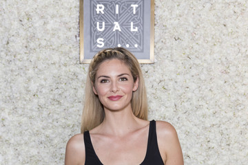 Tamsin Egerton Rituals Celebrates Covent Garden Store Launch