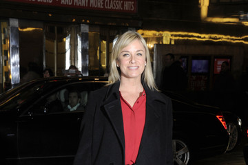 Tamsin Outhwaite Arrivals at the 'Kate Moss at the Savoy' Exhibit