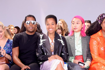 Tamu McPherson Tome - Front Row - September 2018 - New York Fashion Week: The Shows