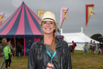 Tamzin Outhwaite The Big Feastival - Day 2