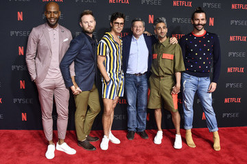 Tan France #NETFLIXFYSEE Event For 'Queer Eye' - Arrivals