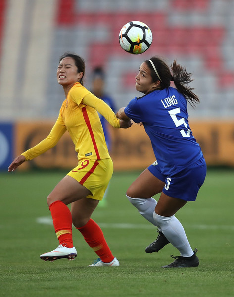 Philippines v China - AFC Women's Asian Cup Group A