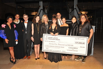 Tania Beasley-Jolly Caleres Emerging Designer Award Presented by Saint Louis Fashion Fund