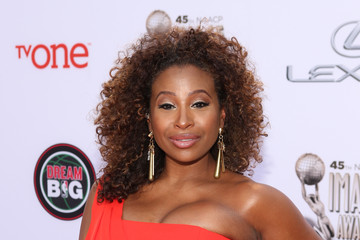 Tanika Ray 45th NAACP Image Awards Presented By TV One - Red Carpet