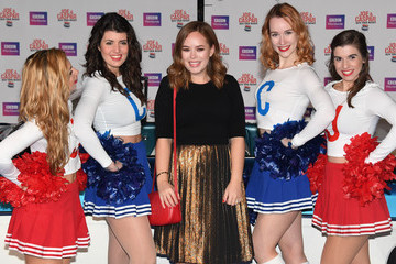 Tanya Burr 'Joe & Casper Hit the Road USA' - UK Premiere - Red Carpet Arrivals