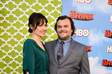 Tanya Haden Premiere of HBO's 'The Brink' - Red Carpet