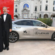Tanya Lapointe Lexus at The 78th Venice Film Festival - Day 3