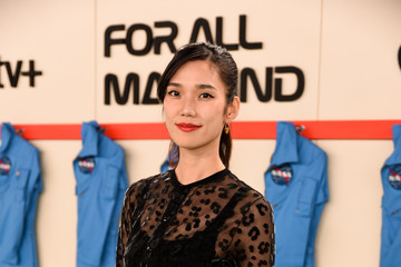 """Tao Okamoto World Premiere Of Apple TV+'s """"For All Mankind"""" - Red Carpet"""